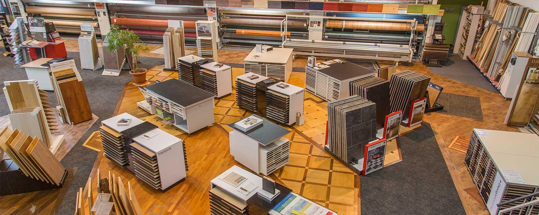 Design- und Vinylboden